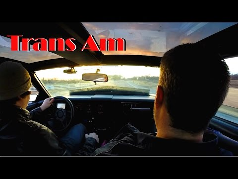 Trans Am Acceleration from a Roll