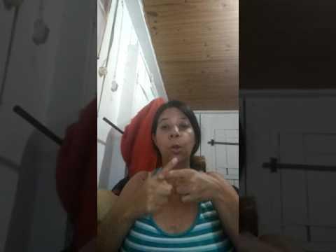 Meu amigos surdos paraguay que bom legal