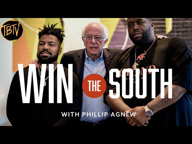 Bernie Sanders Could Win The South : Phillip Agnew | Tim Black