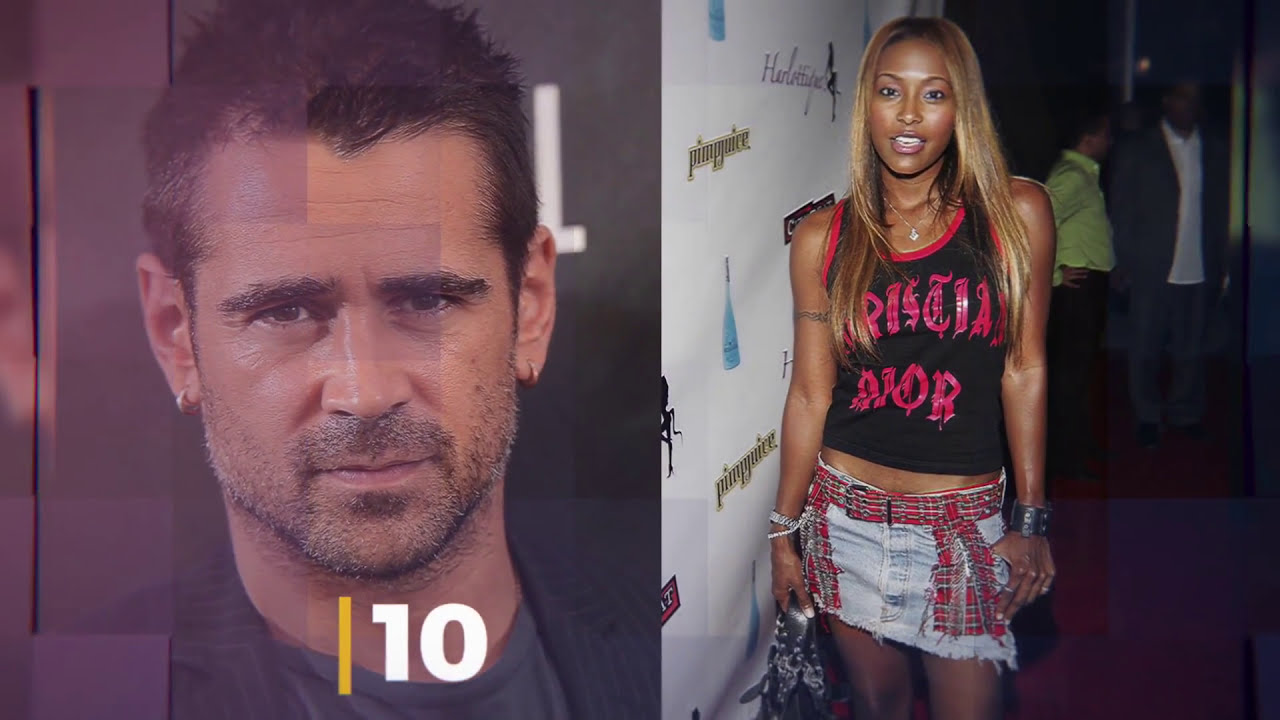 10 Celebrities Sex Tapes