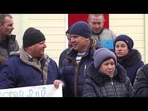 Телеканал UA: Житомир: 50 жителів Андрушівського району вимагають створення Волицької обєднаної громади