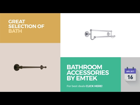 Bathroom Accessories By Emtek Great Selection Of Bath Products