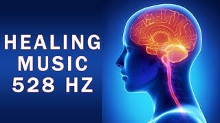 Powerful Relaxing Healing Music 528Hz, Help Soothe your Mind, Migraines, Headaches