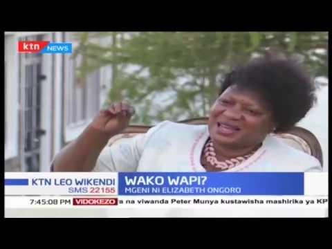 Wako wapi?   Aliyekuwa mbunge wa Kasarani Elizabeth Ongoro