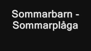 sommarbarn - sommarplåga speed up