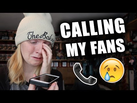 CALLING MY FANS (emotional) | TheBakeey