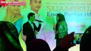 Siti Nurhaliza & Cakra Khan SELURUH CINTA di Premiere SUAMIKU ENCIK PERFECT 10