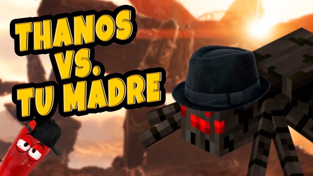 SACC - THANOS vs. TU MADRE