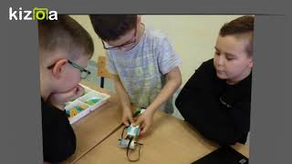 Montaż Wideo Kizoa: we build and code robots