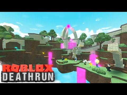 Roblox Deathrun Hidden Cave With Golden Apple And A Code Youtube