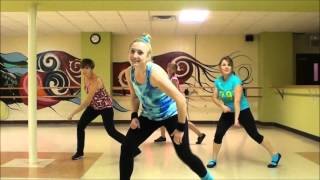 Zumba legwork hip hop Yellow Claw - DJ Turn It Up
