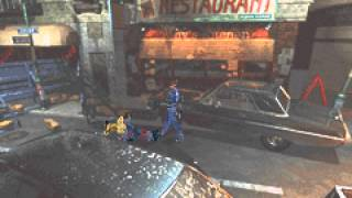 Resident Evil 2 (tech demo) - Resident Evil 2 (tech demo) (GBA / Game Boy Advance) You Died - User video