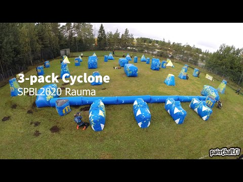 3-pack Cyclone - SPBL2020 Rauma