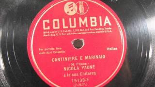 CANTINIERI E MARINAIO by Nicola Paone