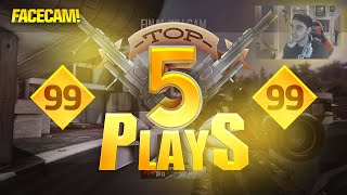 FaZe Rain - Top 5 Plays - Week 99 Powered by @Lootcrate (Red Special)