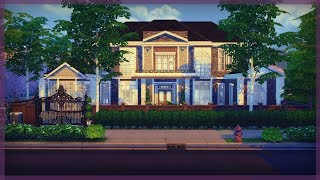 The Sims 4 House Build | Harlow Estate | Part 1