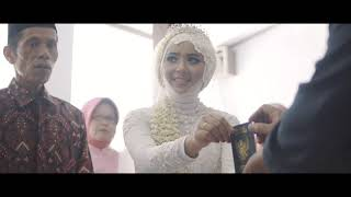 Danang & Dessy Wedding Clip (Kebu men)