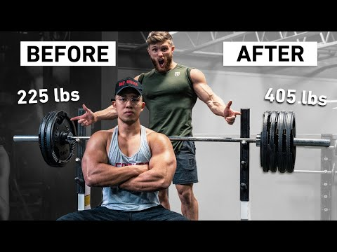 How I Coached My Client To A 405 Lb Bench (My Best Bench Press Tips)