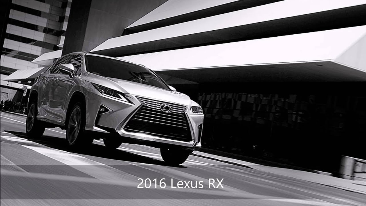 2016 Lexus RX From McGrath Lexus Of Chicago Serving Cicero, Oak Park And  Berwyn, IL!