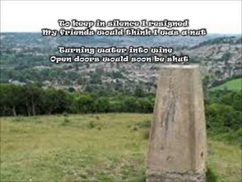 ~ Solsbury Hill  ~ ♥ ~ PETER GABRIEL ~ ♥ ~ lyrics ~