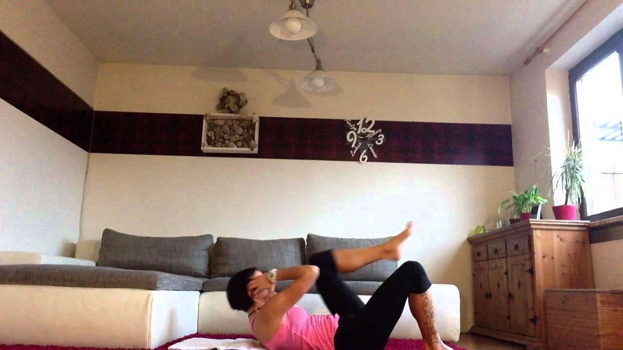 30 Tage Rückentraining mit Antje Tag 2 Rückentraining zu