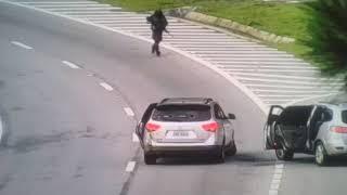 Quadrilha ataca carros-fortes na rodovia dos Tamoios