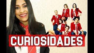 5 CURIOSIDADES SOBRE O RBD! | #EspecialJulho