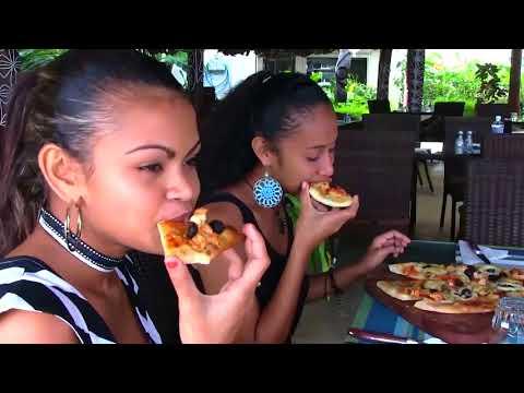Au Péché Mignon Café Français a Port Vila au Vanuatu