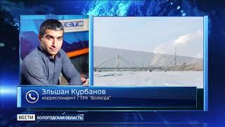 Олег Кувшинников с рабочим визитом посетил Череповецкий район
