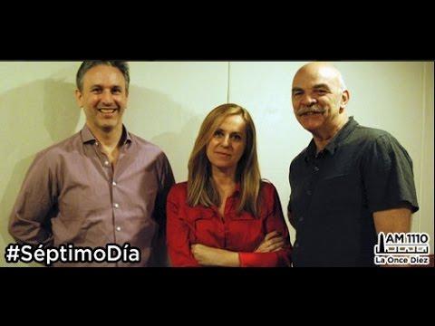 "<h3 class=""list-group-item-title"">Martín Caparrós con Astrid Pikielny y Diego Sehinkman en Séptimo día</h3>"