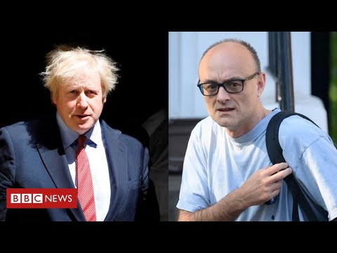 Boris Johnson dismisses demands from MPs for official inquiry into Dominic Cummings - BBC News