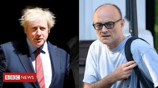 Boris Johnson dismisses MPs demands for inquiry into Dominic Cummings - BBC News