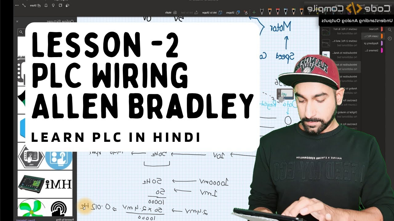 Lesson 2 plc wiring ab micrologix 1000 1 hindi youtube lesson 2 plc wiring ab micrologix 1000 1 hindi cheapraybanclubmaster Gallery