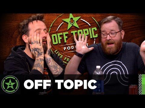 Off Topic: Ep. 17 - Nun Fun