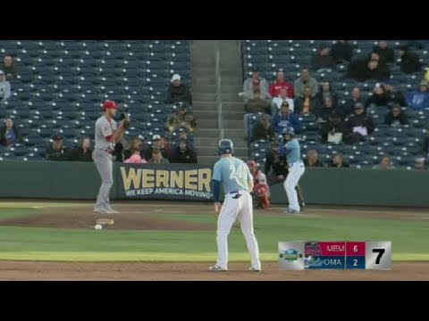 Flaherty finishes complete game for Memphis