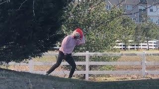 KILLER CLOWN STALKS ME OUTSIDE! *SO CREE[Y*