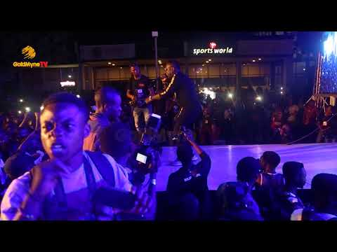 DUNCAN MIGHTY'S PERFORMANCE AT MAYORKUN LIVE IN IBADAN
