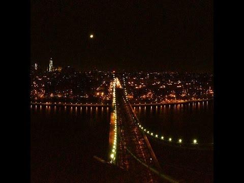 Climbing the Williamsburg Bridge