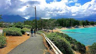 Hawaii Kailua Beach | Relaxing Walk | Lanikai and Kailua |
