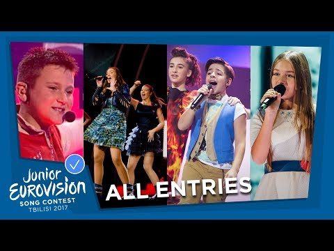 ALL JUNIOR EUROVISION SONGS FROM MOLDOVA 🇲🇩  / MONTENEGRO 🇲🇪  / SERBIA AND MONTENEGRO / SLOVENIA 🇸🇮