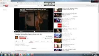 Как скачать видео c YouTube за 2 клика