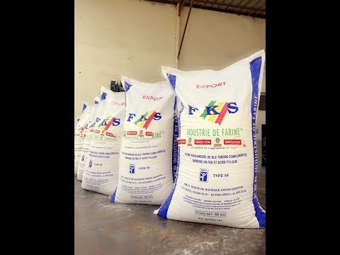 FARİNE FKS SENEGAL est une usine de farine  | Basturkler group