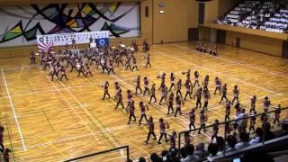 第25回岡山県マーチングコンテスト 岡山県立岡山南高等学校
