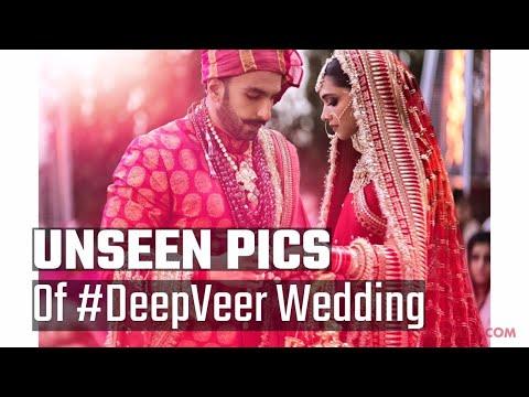Unseen pictures from Deepika Padukone & Ranveer Singh's Wedding | DeepVeer