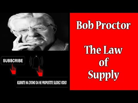 The  Law of Supply | Bob Proctor