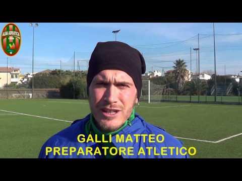 Matteo Galli Preparatore Atletico S.G. Asd Alba Adriatica