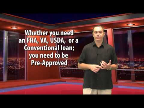 What does Getting Pre-Approved Mean? | Home Loan Tips | Darren Copeland Mortgage Team | Lee's Summit