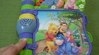 Review of Vtech Winnie the Pooh Slide