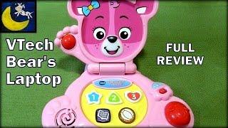 VTech Bear's Baby Laptop, Pink Baby Bear Laptop Review