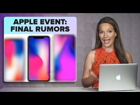 iPhone XS, new Apple Watch and everything else we